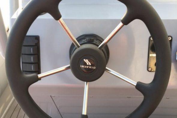 STEERING WHEEL V70B ( 350 mm diameter )